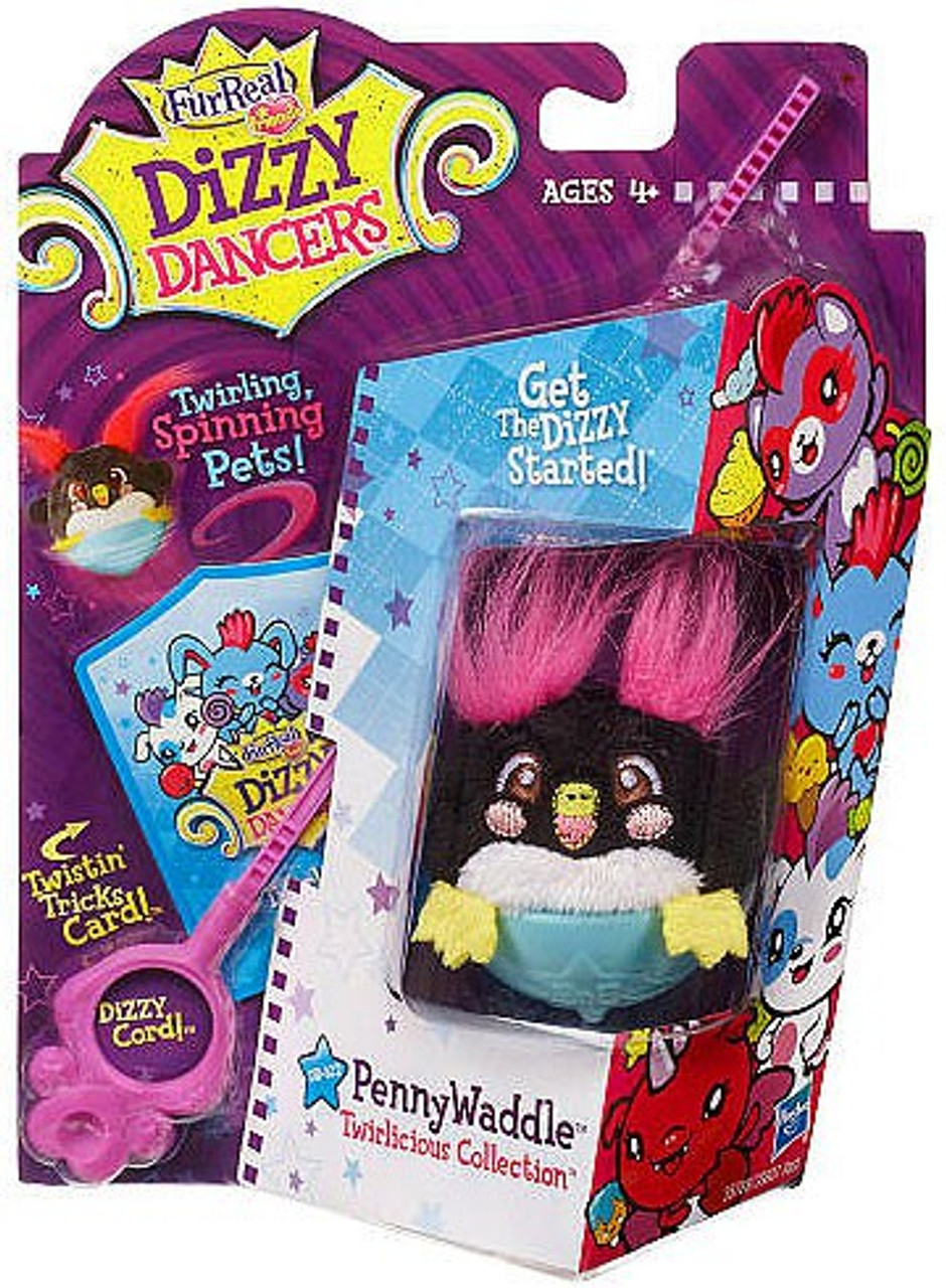 FurReal Friends Dizzy Dancers Twirlicious Collection PennyWaddle Figure