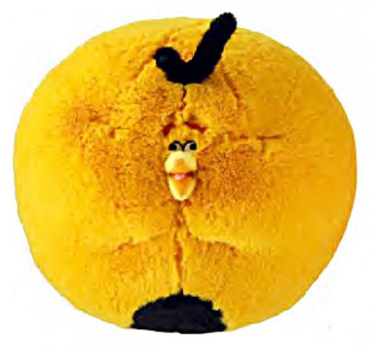 Angry Birds Orange Bird 16-Inch Plush [Blown Up]