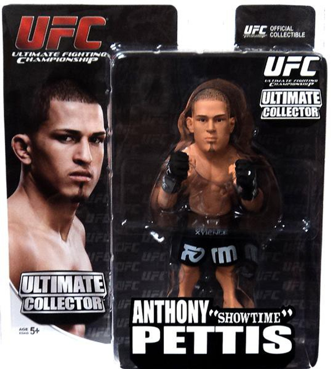 UFC Ultimate Collector Series 10 Anthony Pettis Action Figure [Showtime]
