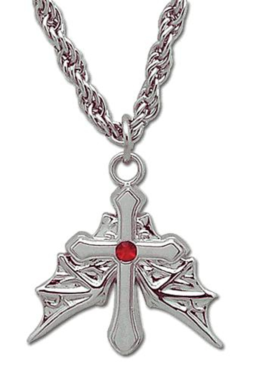 Castlevania Cross Necklace
