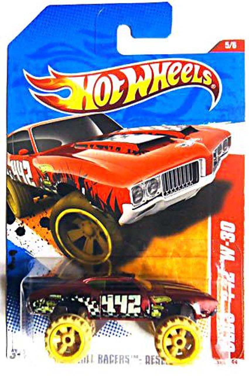 Hot Wheels 2011 Olds 442 W-30 Diecast Vehicle #185