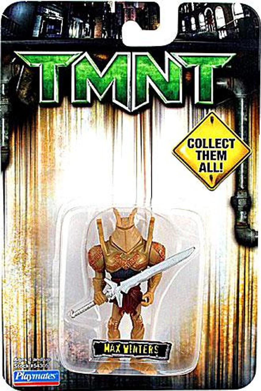 Teenage Mutant Ninja Turtles TMNT Max Winters Mini Figure