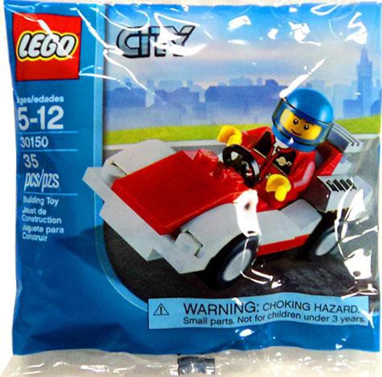 LEGO City Race Car Mini Set #30150 [Bagged]