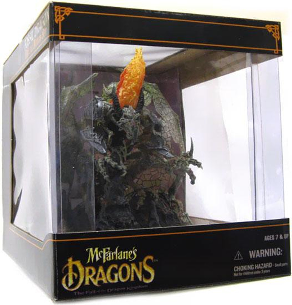McFarlane Toys Dragons Series 6 Fossil Dragon Clan Action Figure