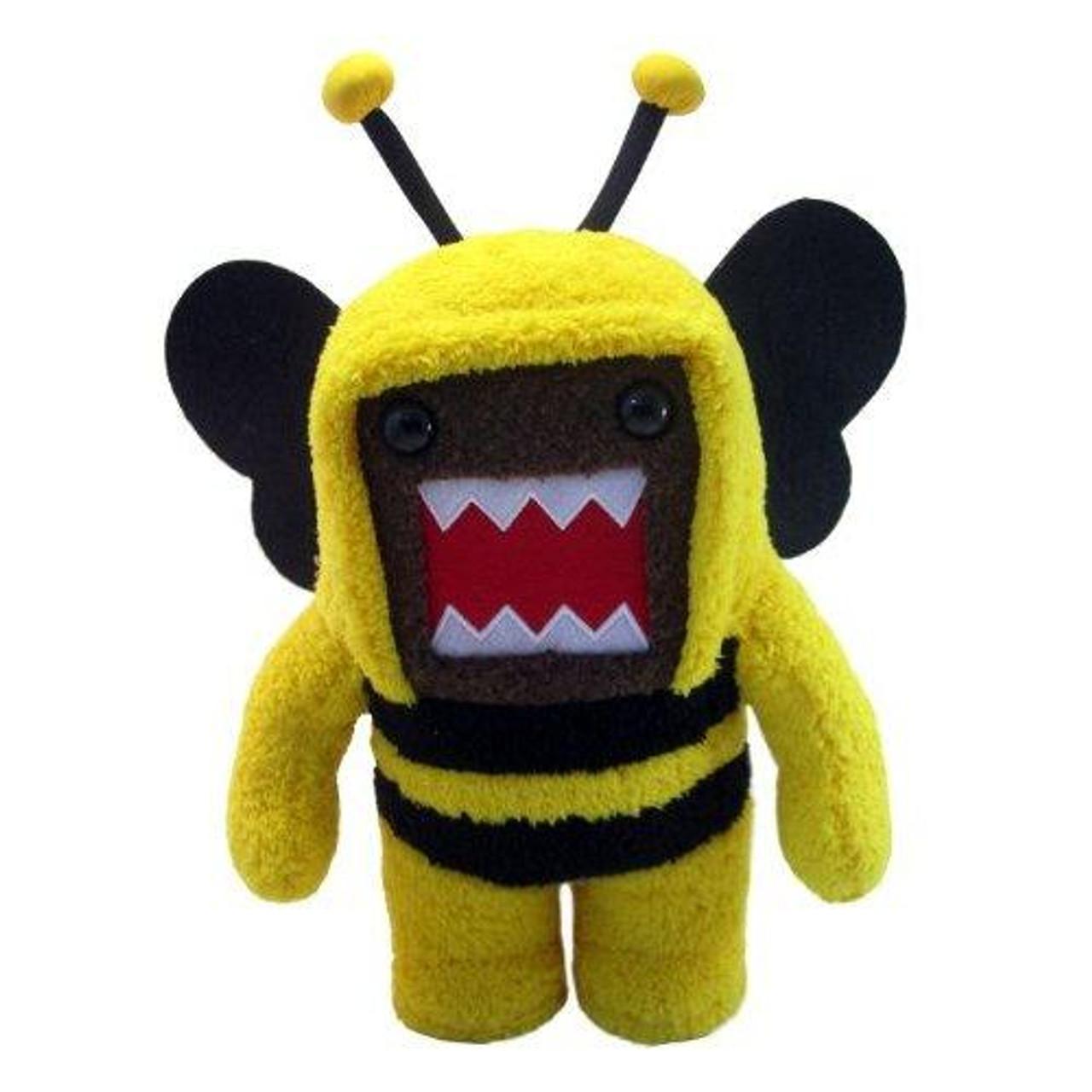 Bumblebee Domo 6.5-Inch Plush Figure