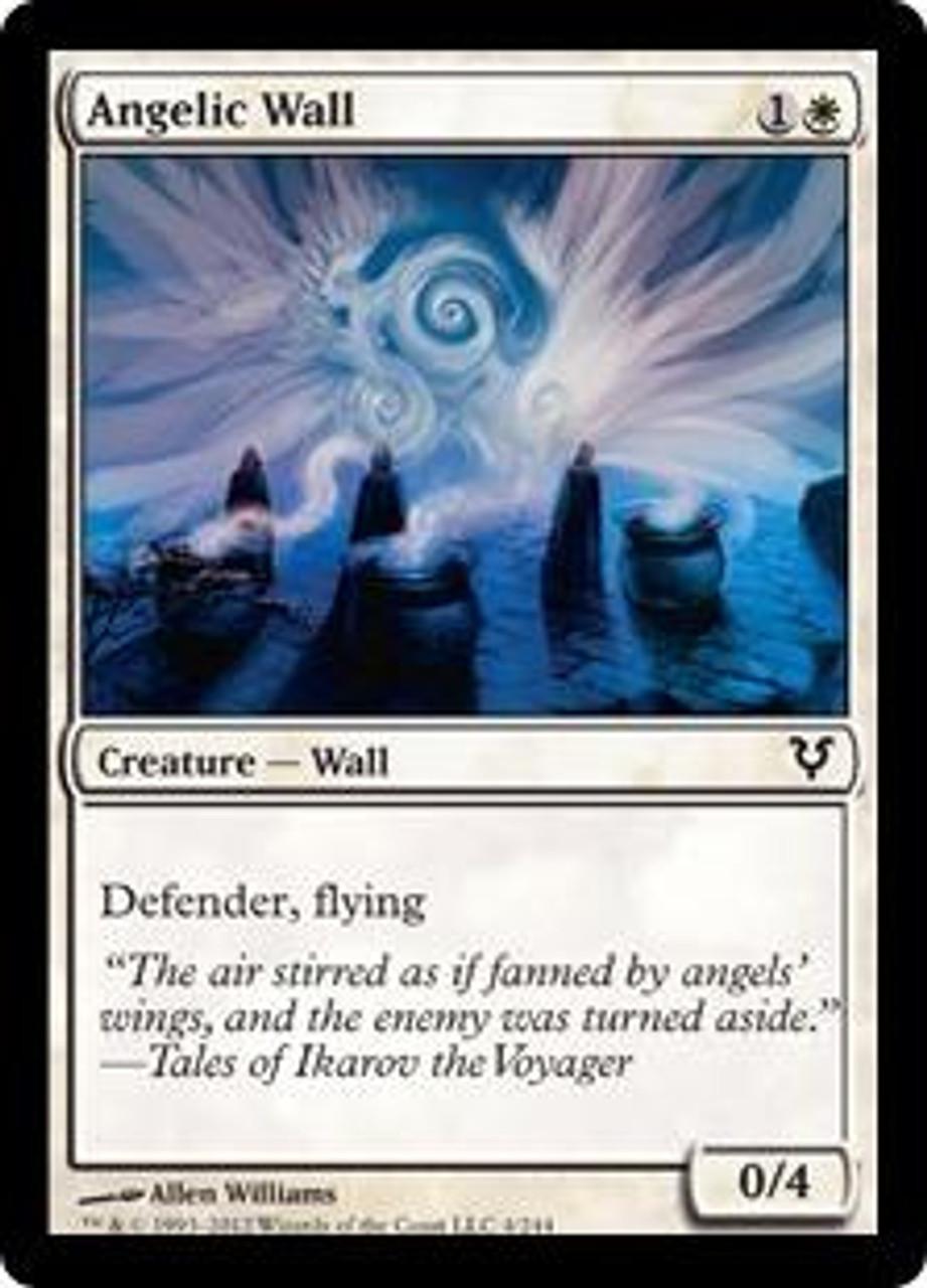 MtG Avacyn Restored Common Angelic Wall #4