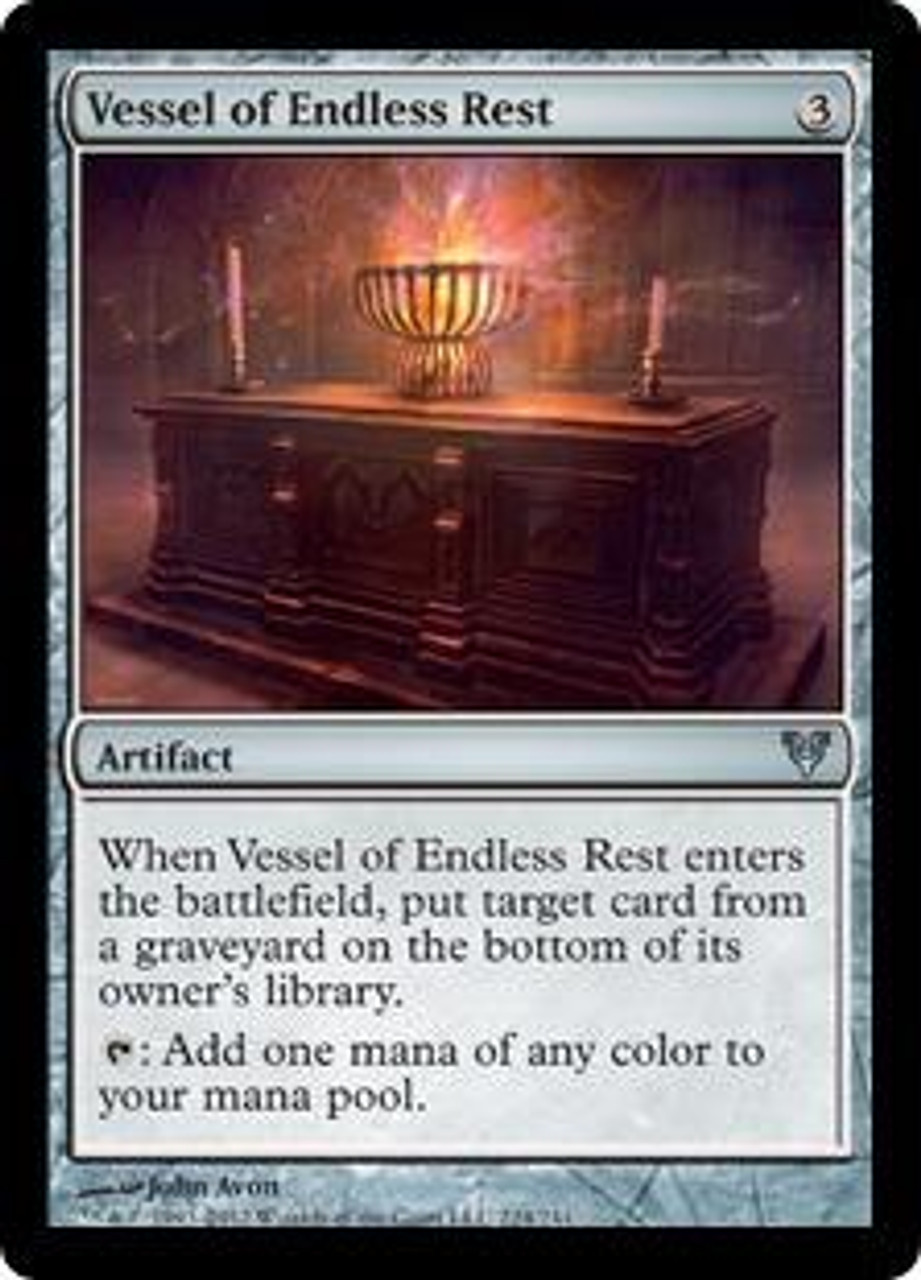 MtG Avacyn Restored Uncommon Vessel of Endless Rest #224