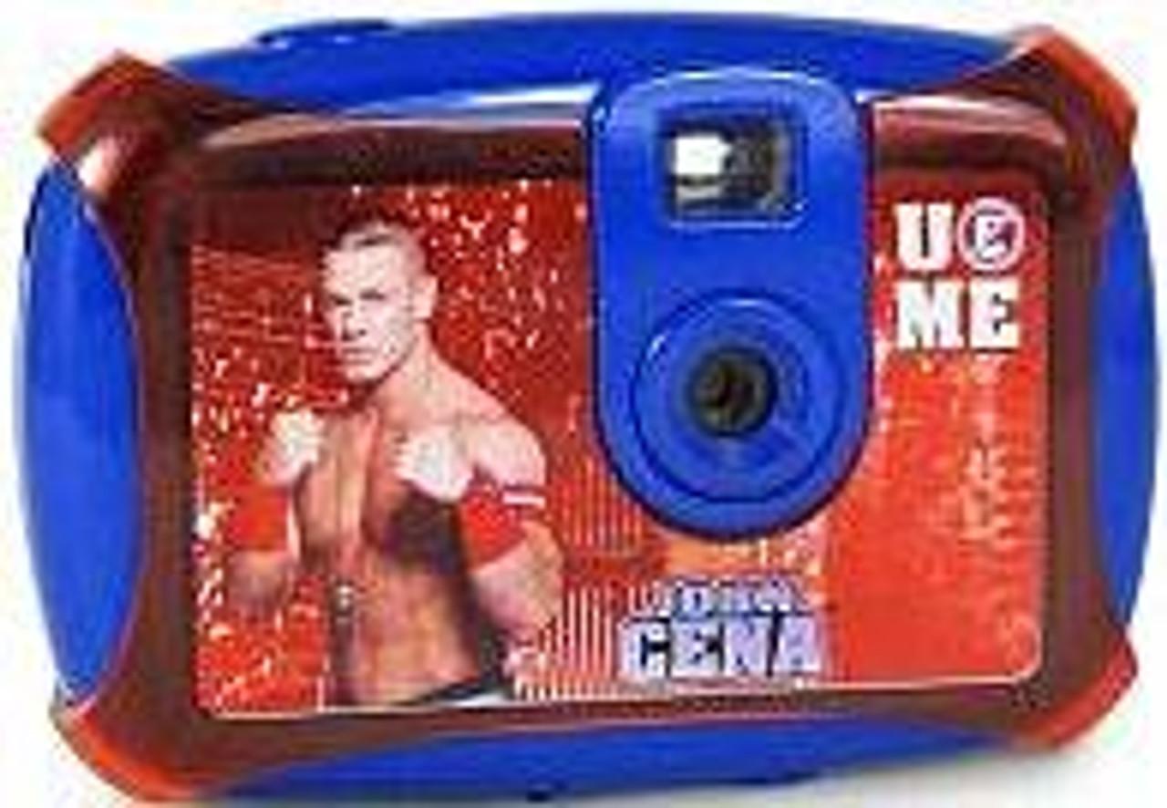 WWE Wrestling John Cena Digital Camera