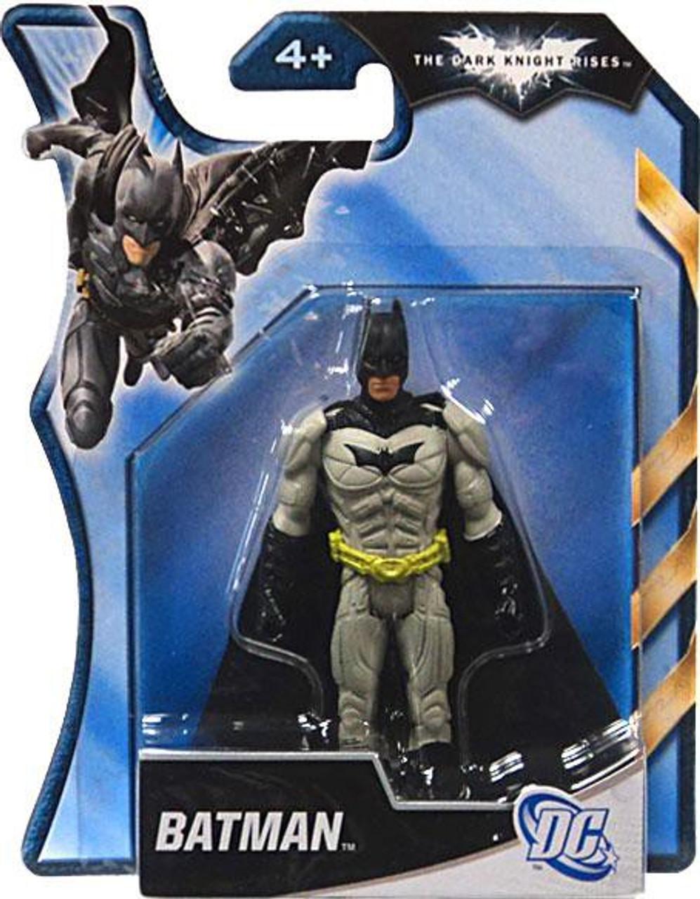 The Dark Knight Rises Batman Action Figure [Gray Armor]
