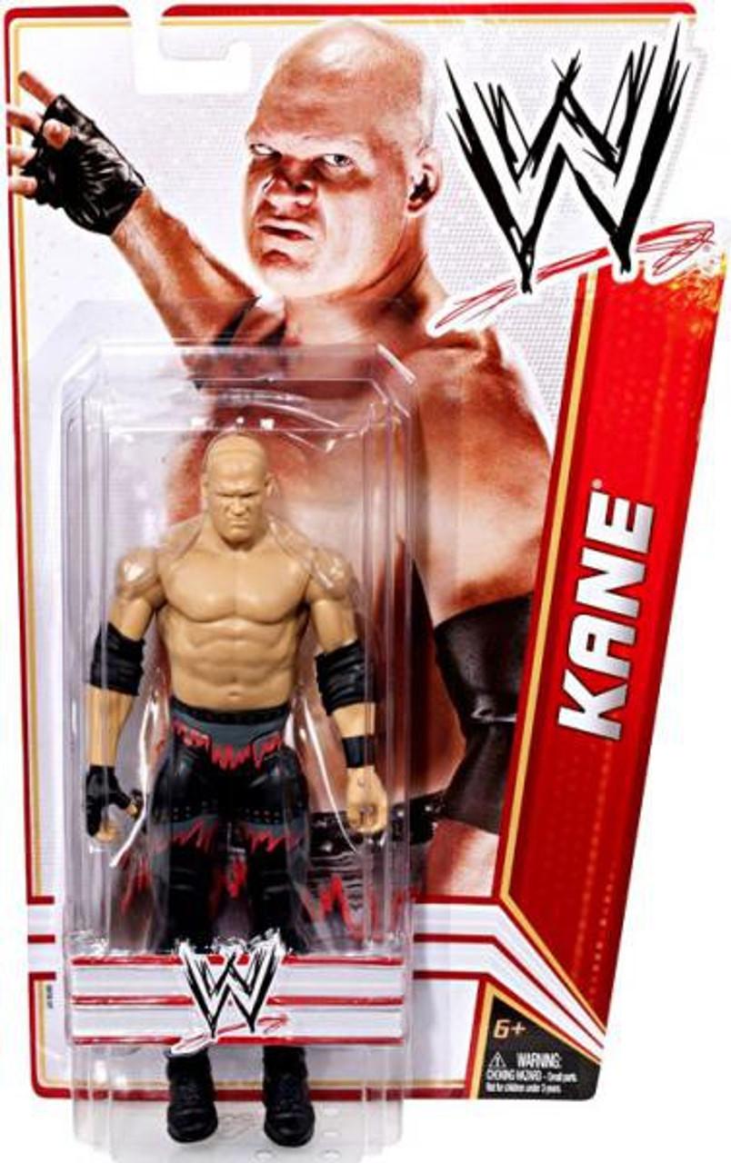 WWE Wrestling Signature Series 3 Kane Action Figure