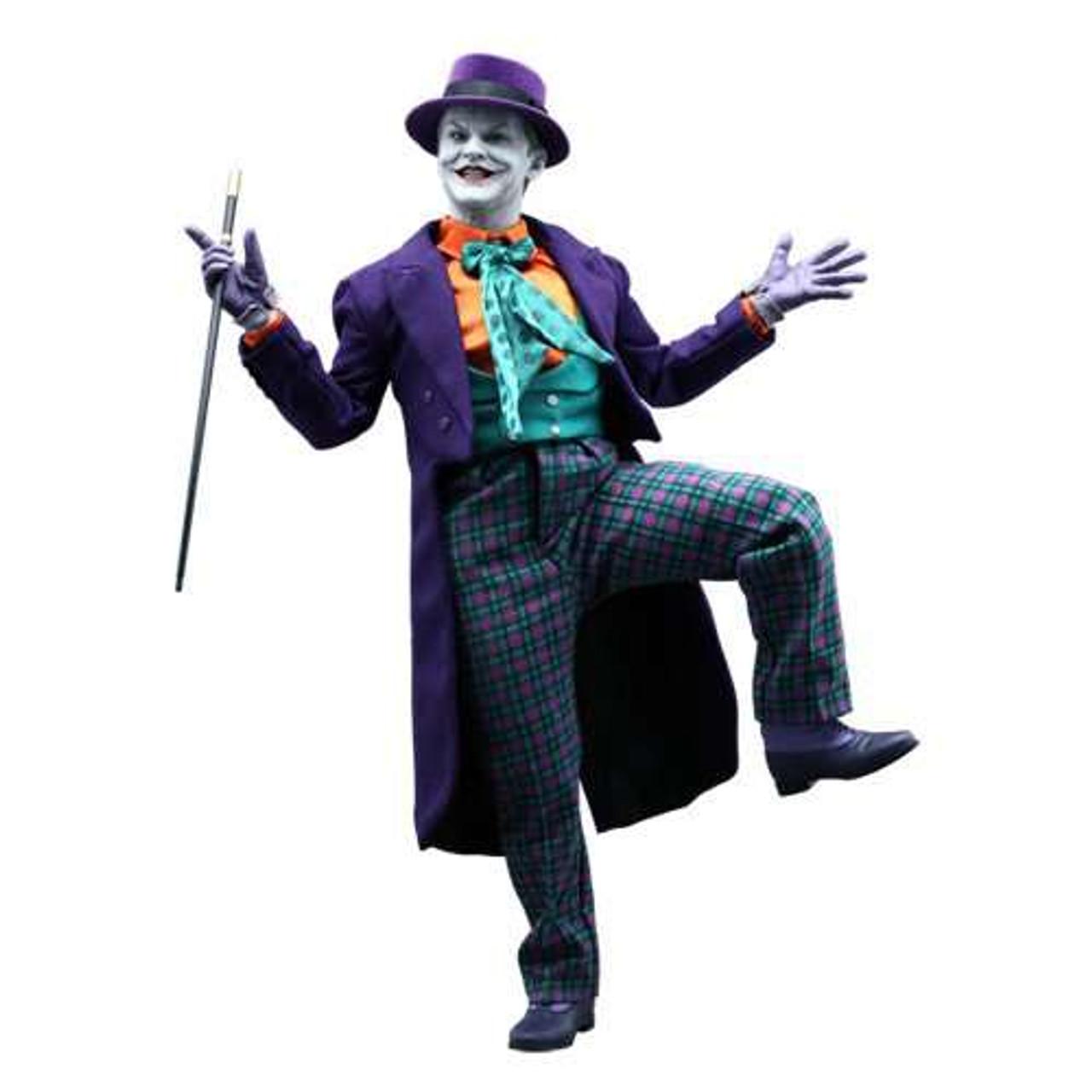 Batman 1989 Movie Movie Masterpiece Deluxe The Joker 1/6 Collectible Figure DX-08 [Jack Nicholson]