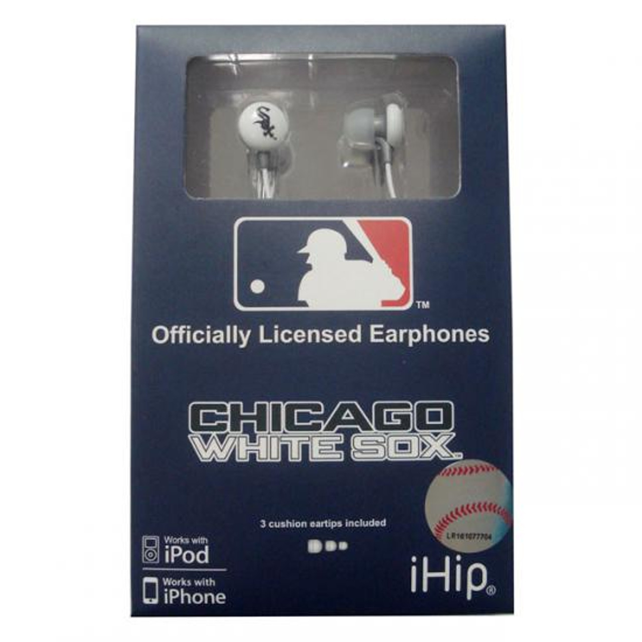 MLB Chicago White Sox Earphones