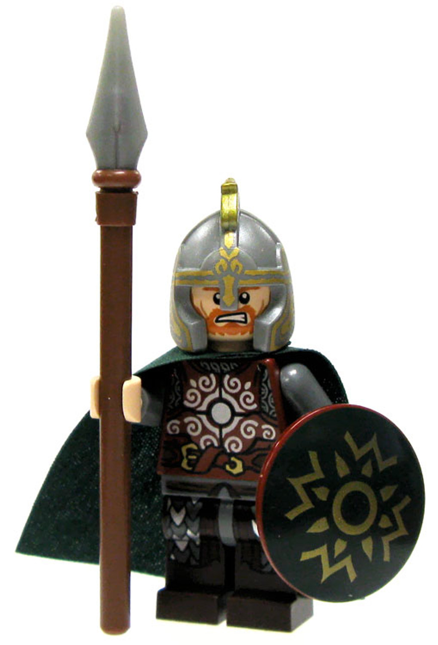 LEGO The Lord of the Rings Loose Eomer Minifigure [Loose]