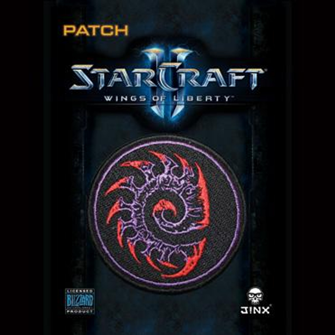 Starcraft II Zerg Patch