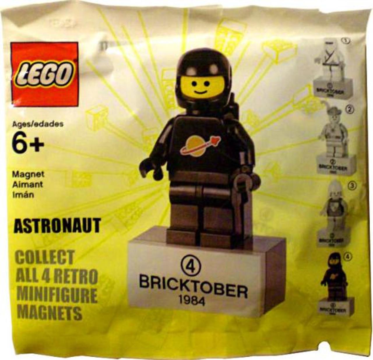 LEGO Exclusives Astronaut Exclusive Minifigure Magnet #4