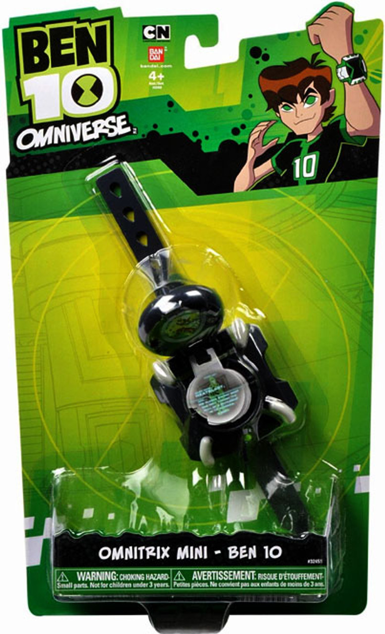 Omniverse Watch Omnitrix Mini Ben 10 Roleplay Toy