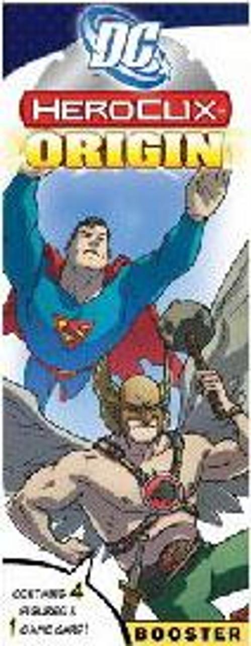 DC HeroClix Origins Booster Pack