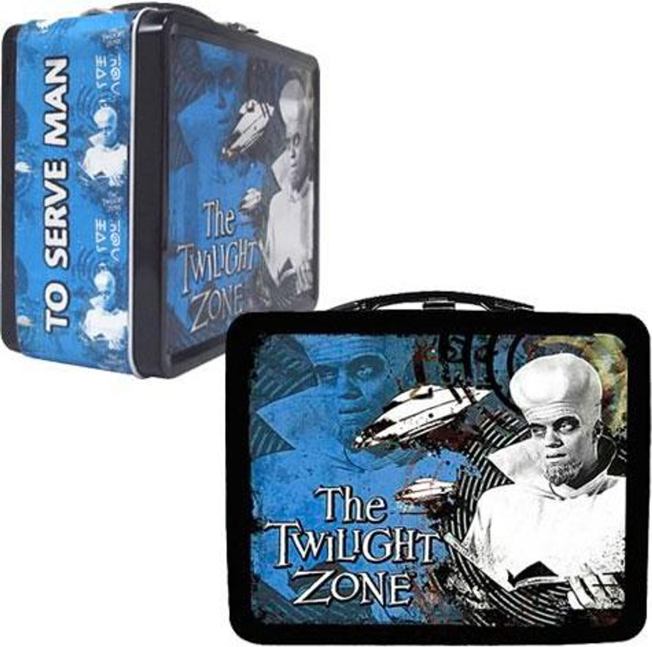 The Twilight Zone Kanamit Lunch Box