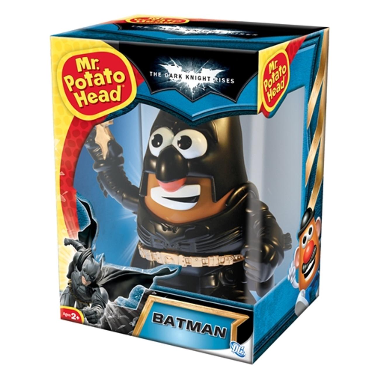 The Dark Knight Rises Batman Mr. Potato Head