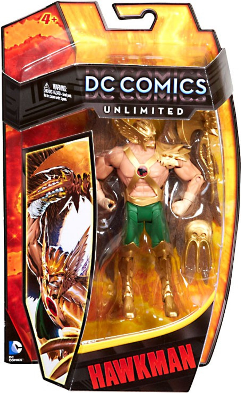 The New 52 DC Comics Unlimited Series 1 Hawkman Action Figure