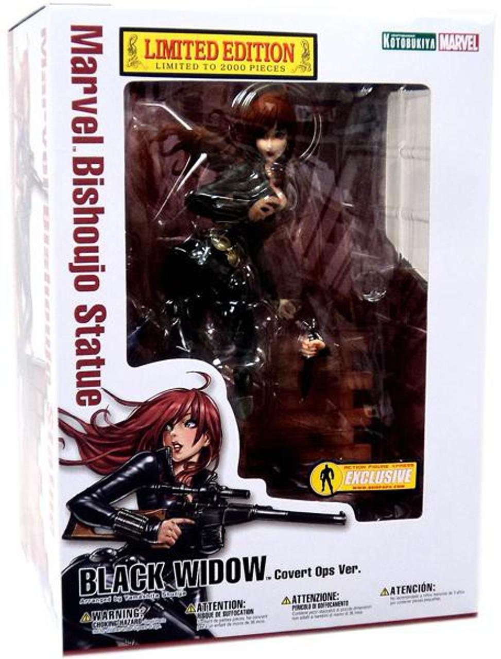 Marvel Bishoujo Black Widow Exclusive Statue