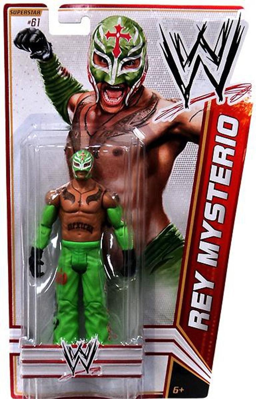 WWE Wrestling Series 23 Rey Mysterio Action Figure #61