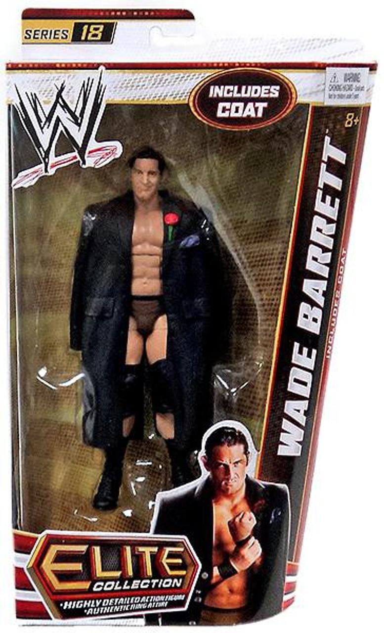 WWE Wrestling Elite Series 18 Wade Barrett Action Figure [Coat]