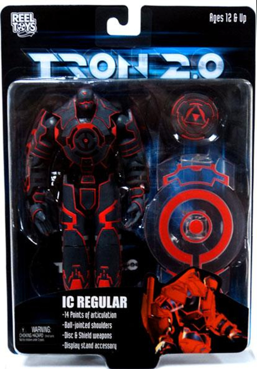 Reel Toys Tron 2.0 IC Regular Action Figure