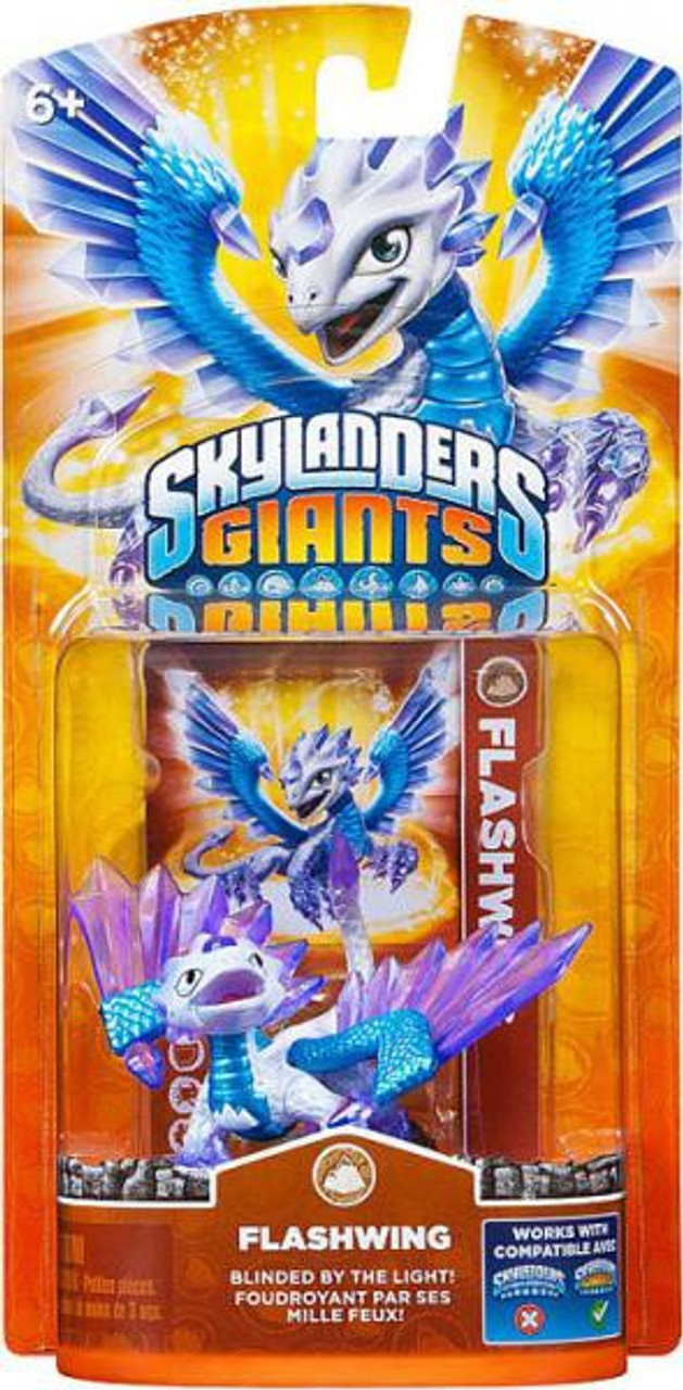 Skylanders Giants Flashwing Figure Pack