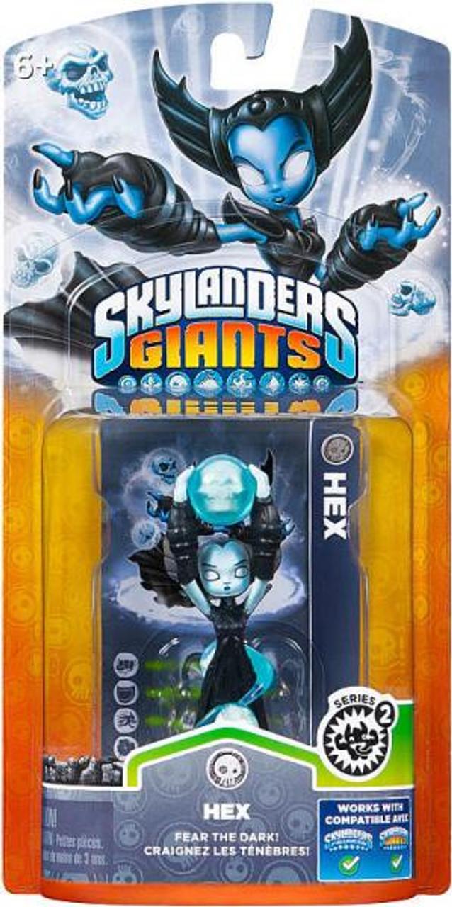 Skylanders Giants Series 2 Hex Figure Pack