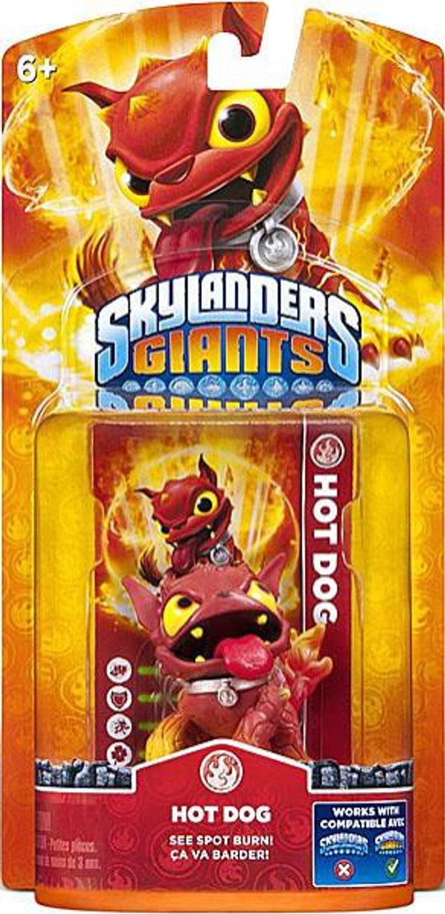 Skylanders Giants Hot Dog Figure Pack