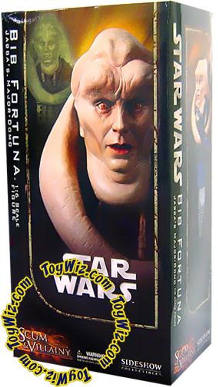 Star Wars Return of the Jedi Scum & Villainy Sixth Scale Bib Fortuna 12 Inch Action Figure