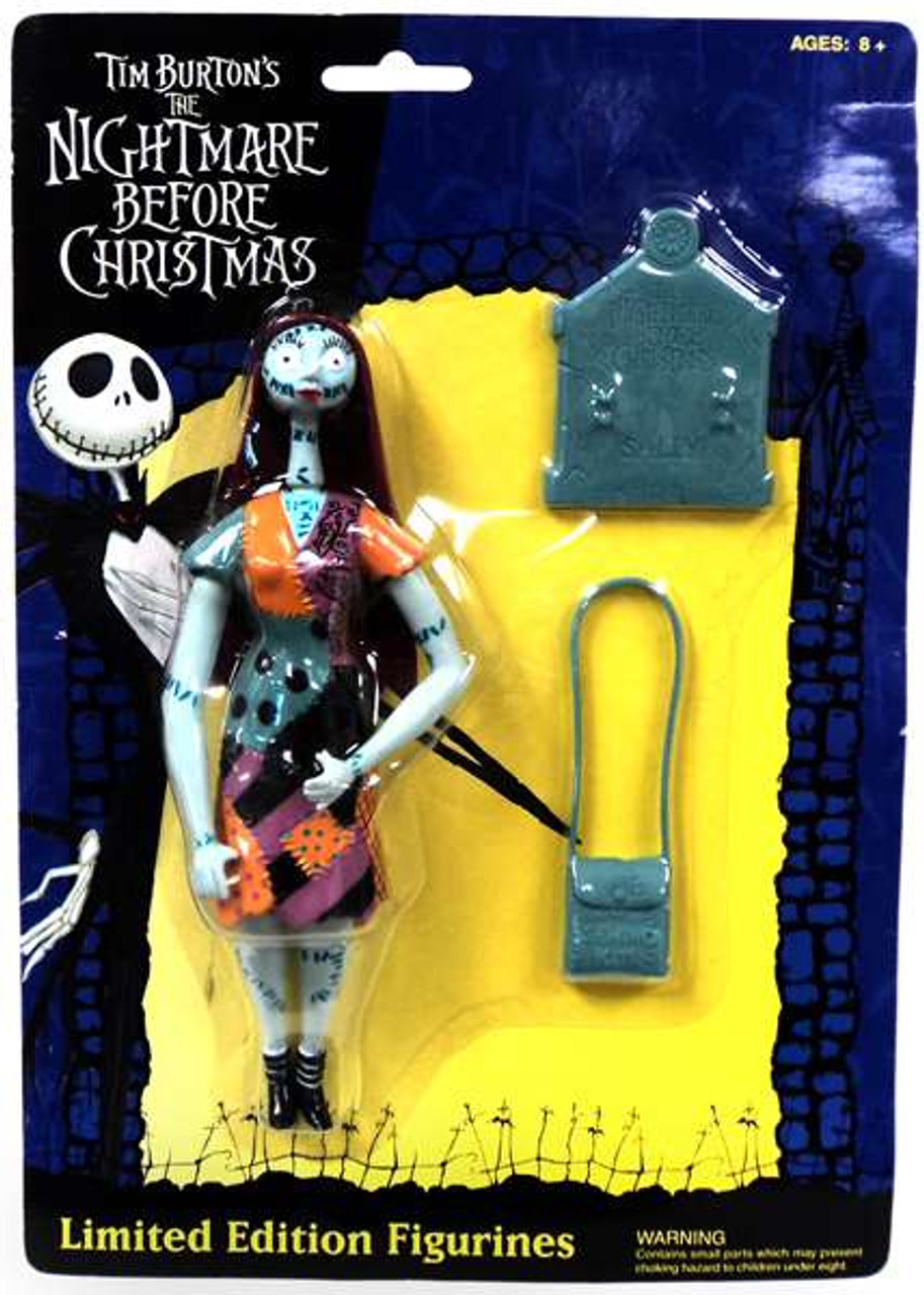 NECA The Nightmare Before Christmas Sally Figurine