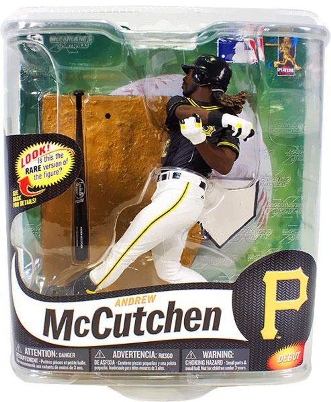 McFarlane Toys MLB Pittsburgh Pirates Sports Picks Series 31 Andrew McCutchen Action Figure