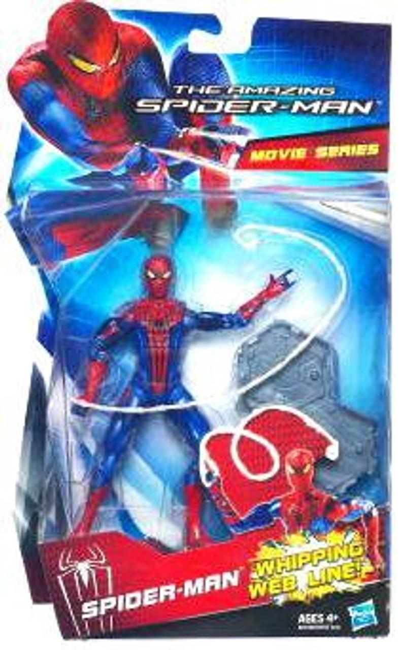 The Amazing Spider-Man Movie Series 6 Inch Spider-Man Exclusive Action Figure