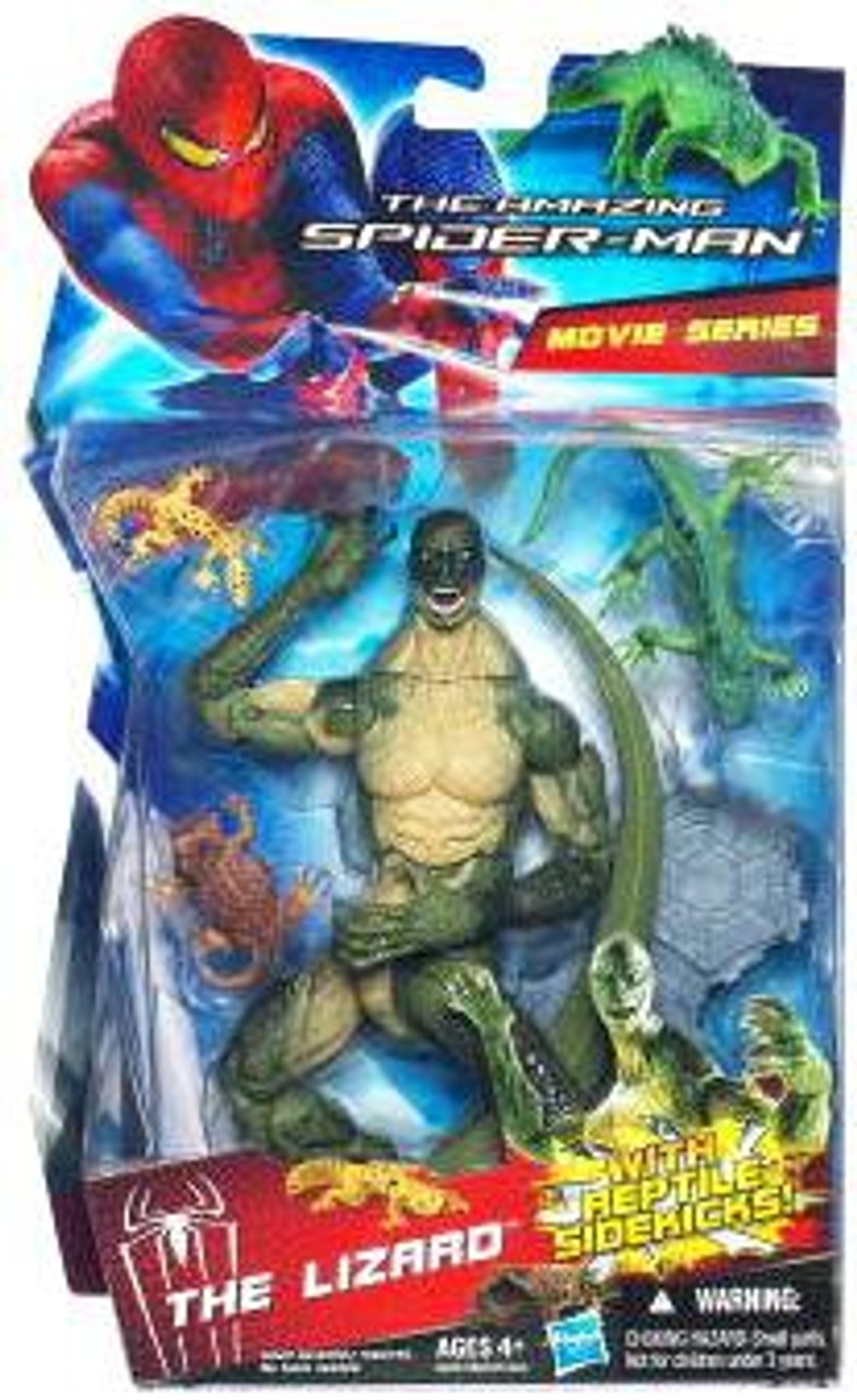 The Amazing Spider-Man Movie Series 6 Inch The Lizard Exclusive Action Figure