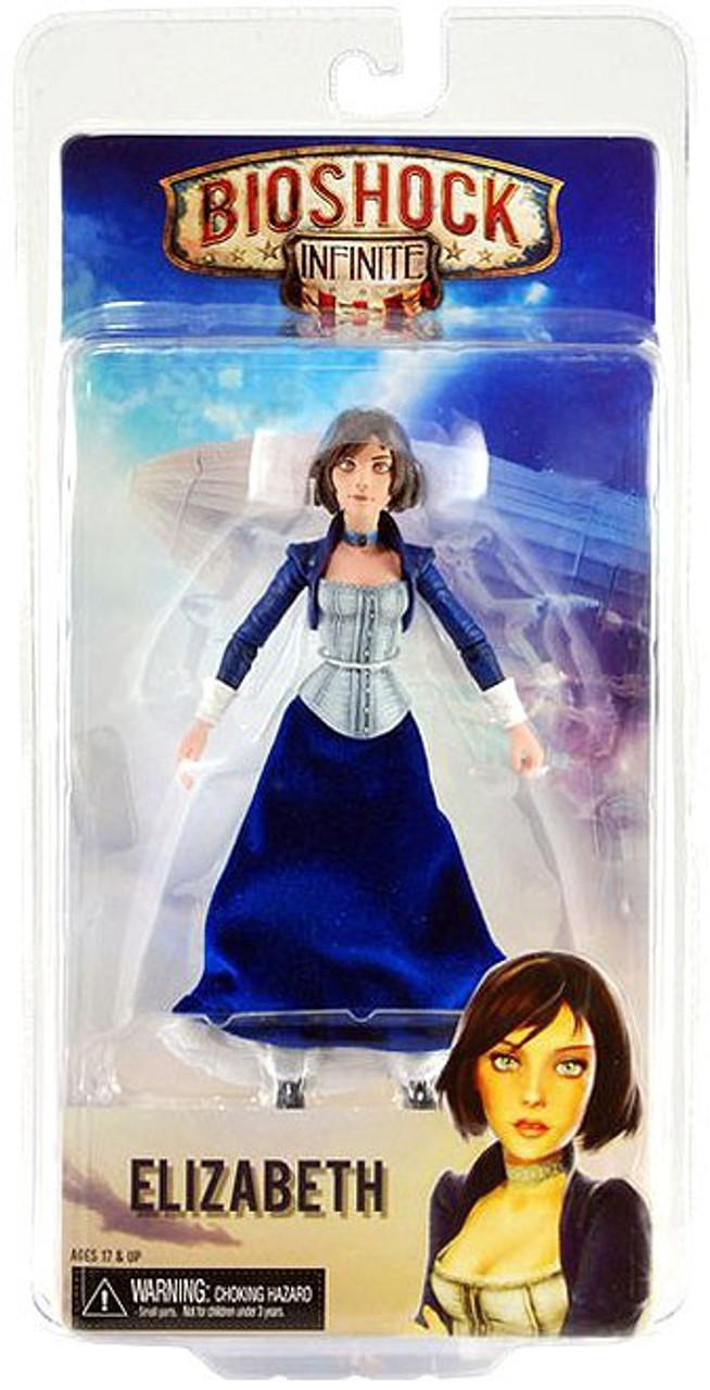 NECA Bioshock Infinite Elizabeth Action Figure