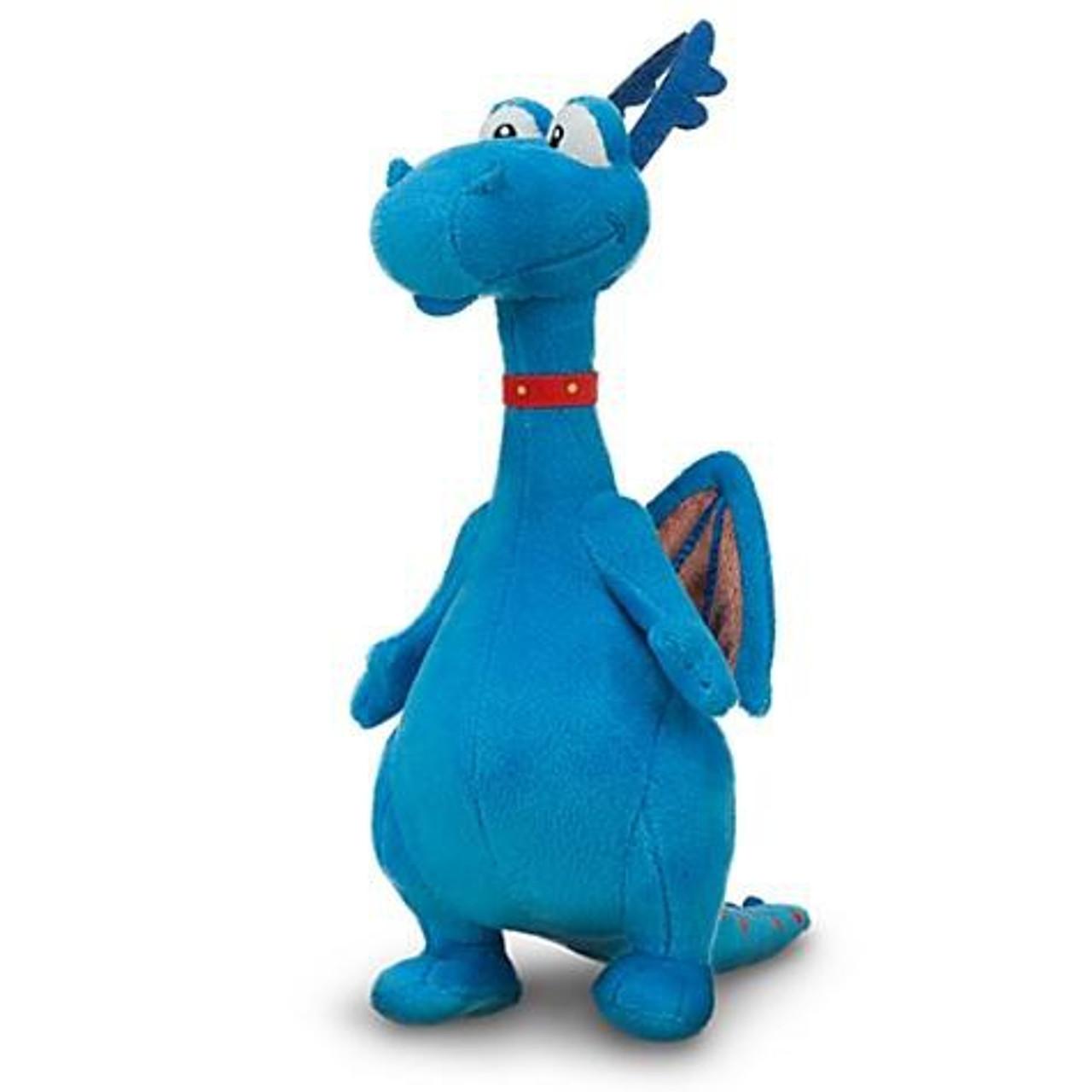 Disney Doc McStuffins Stuffy Exclusive 8.5-Inch Plush [Blue Dragon]