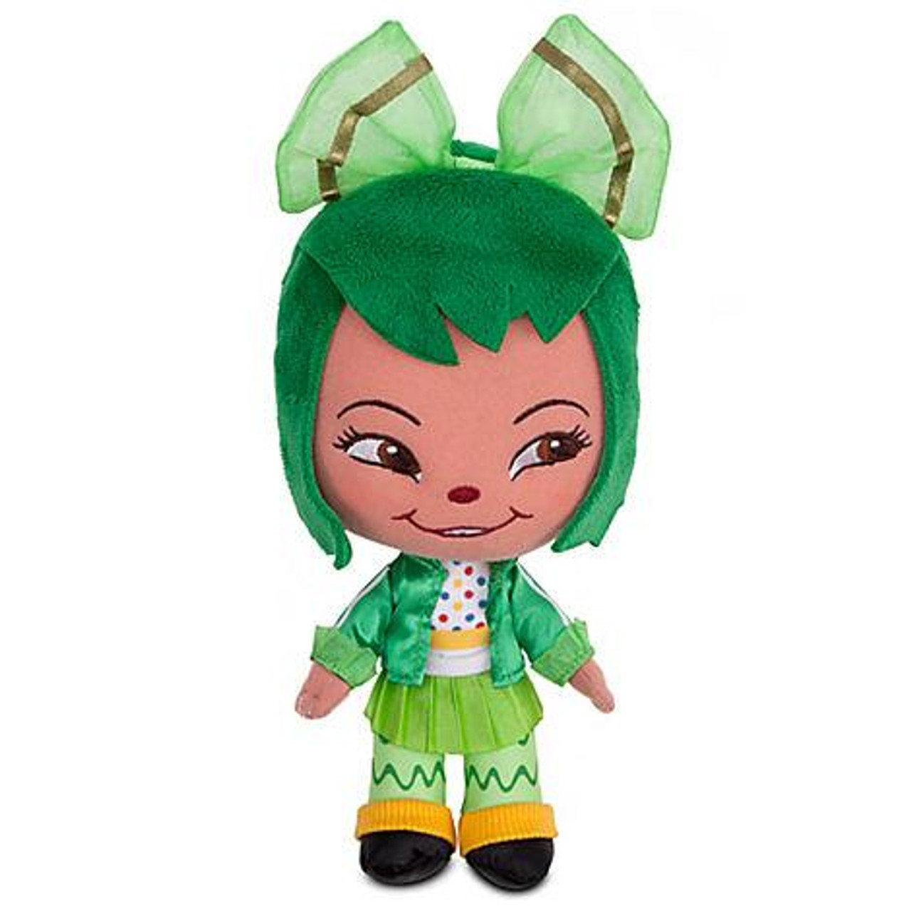 Disney Wreck-It Ralph Scented Minty Zaki Exclusive 9-Inch Bean Bag Plush