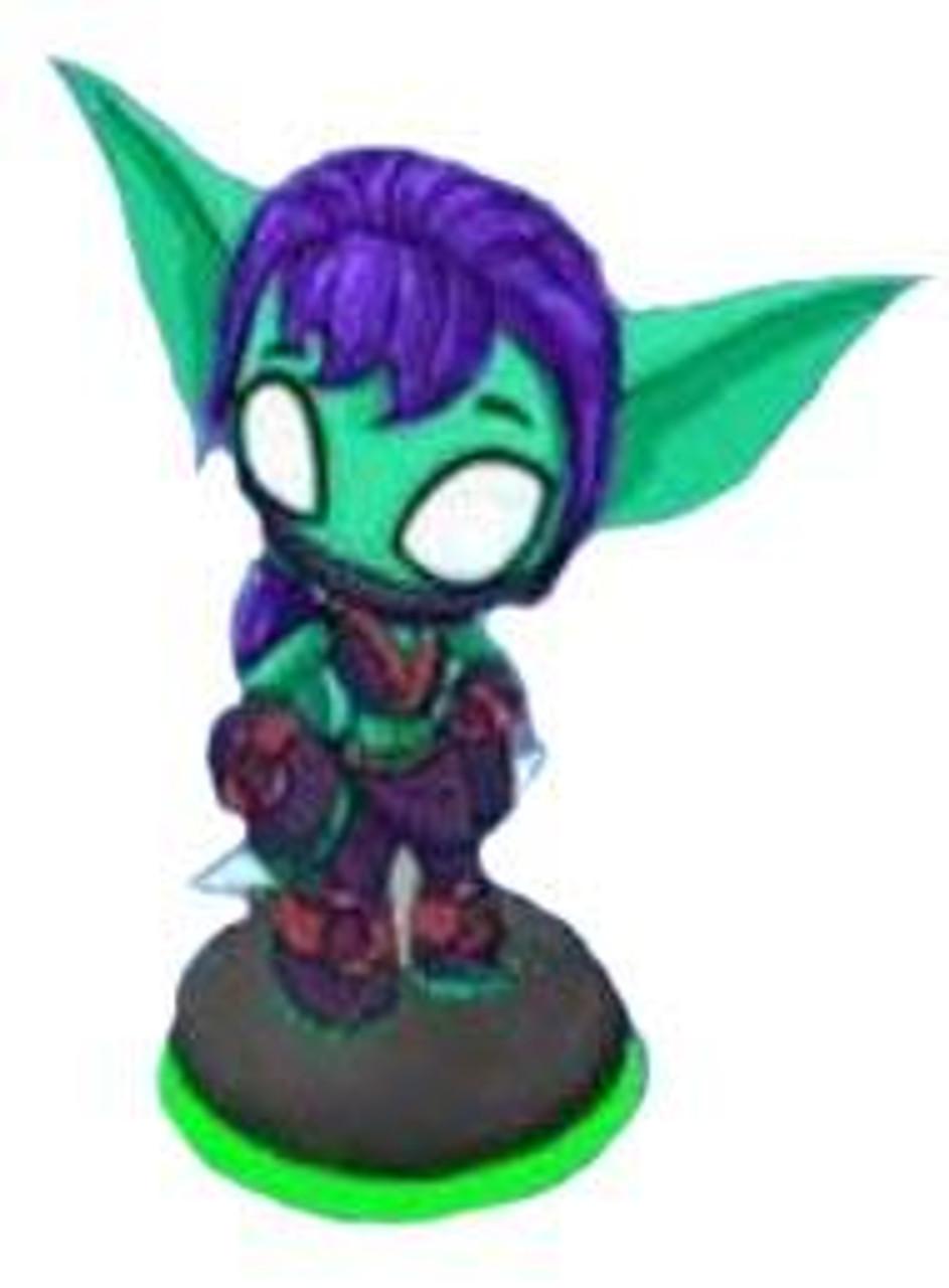 Skylanders Sidekicks Whisper Elf Figure