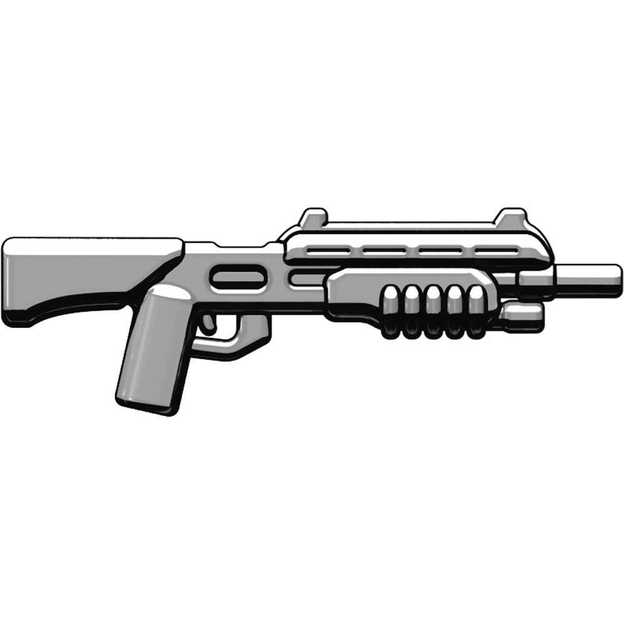 BrickArms Weapons XMS Experimental Magnum Shotgun 2.5-Inch [Titanium]
