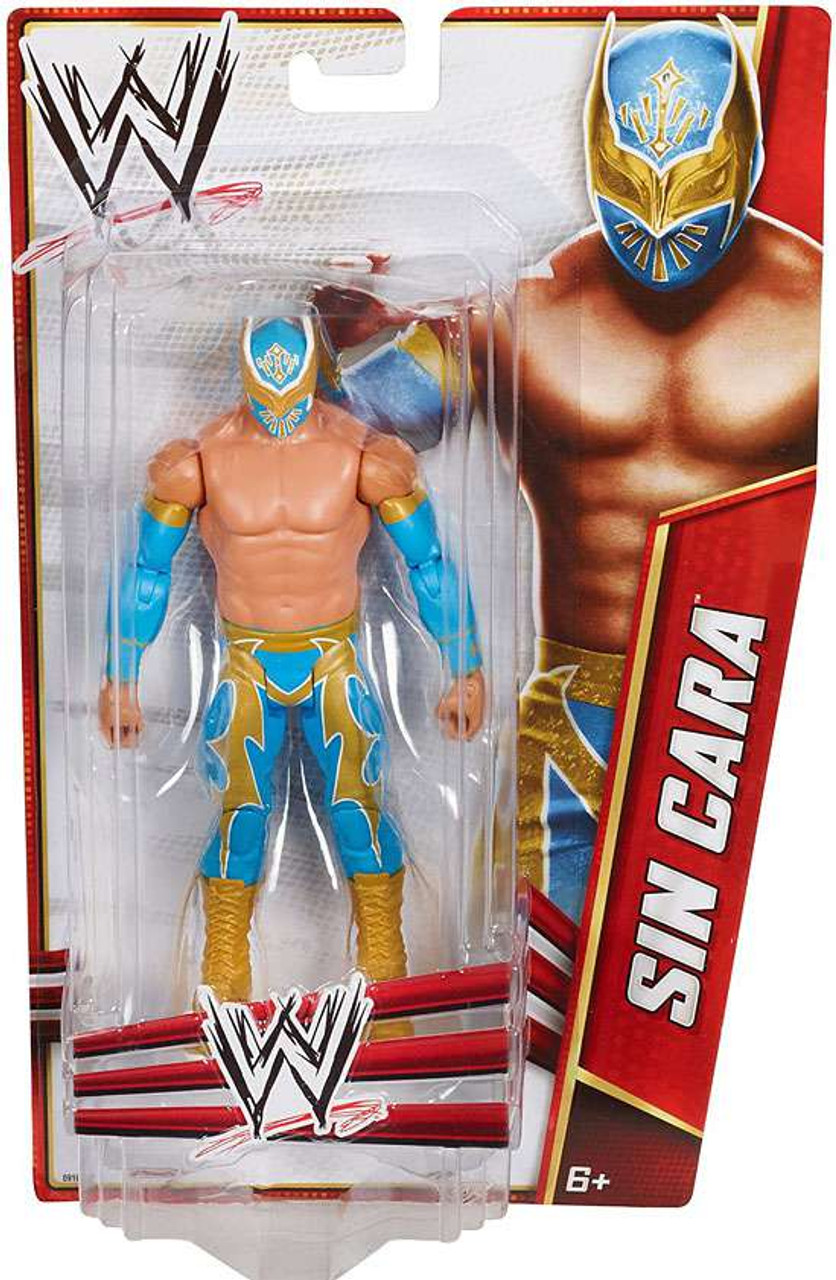 WWE Wrestling Signature Series 2012 Sin Cara Action Figure