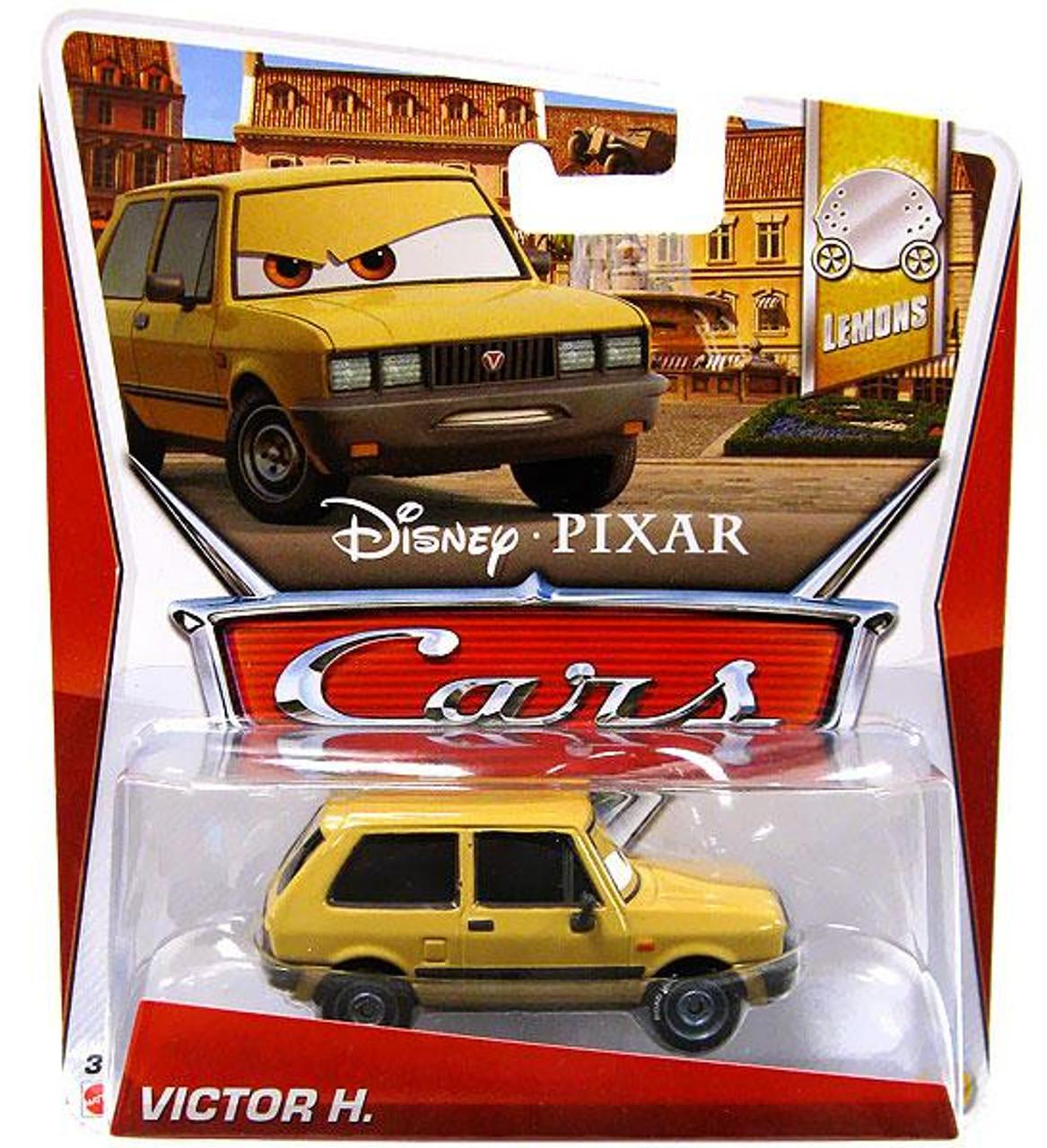 Disney Cars Lemons Victor H. Diecast Car #3