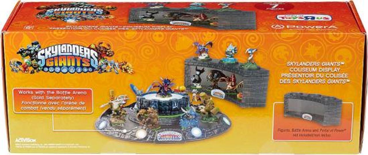 Skylanders Giants Coliseum Display Exclusive