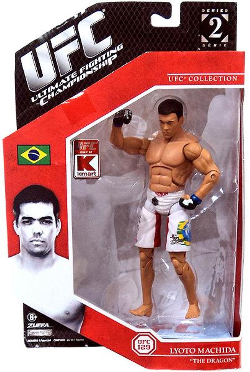 UFC Collection Exclusives Series 2 Lyoto Machida Exclusive Action Figure