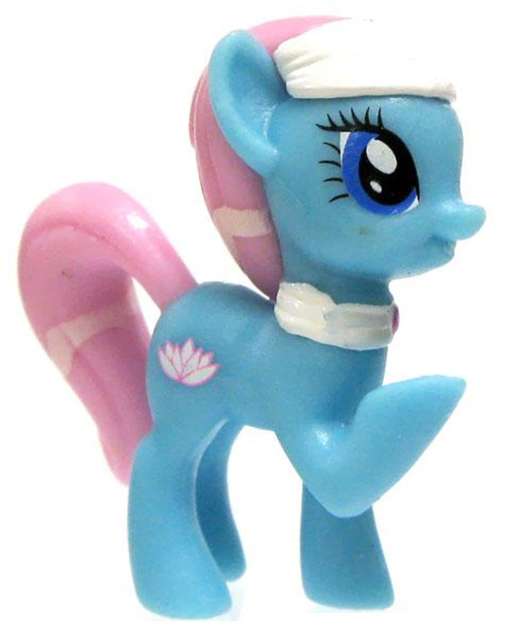 My Little Pony Friendship is Magic 2 Inch Lotus Blossom PVC Figure