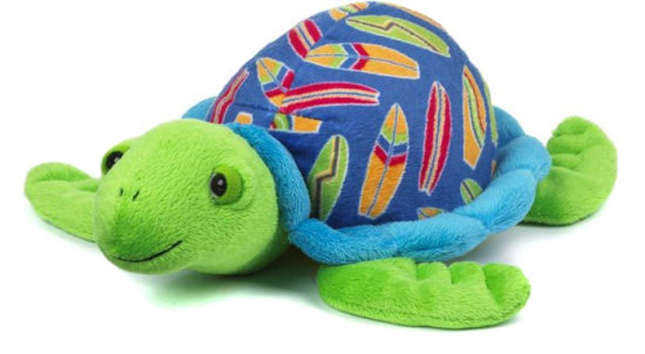 Webkinz Surfin' Turtle Plush
