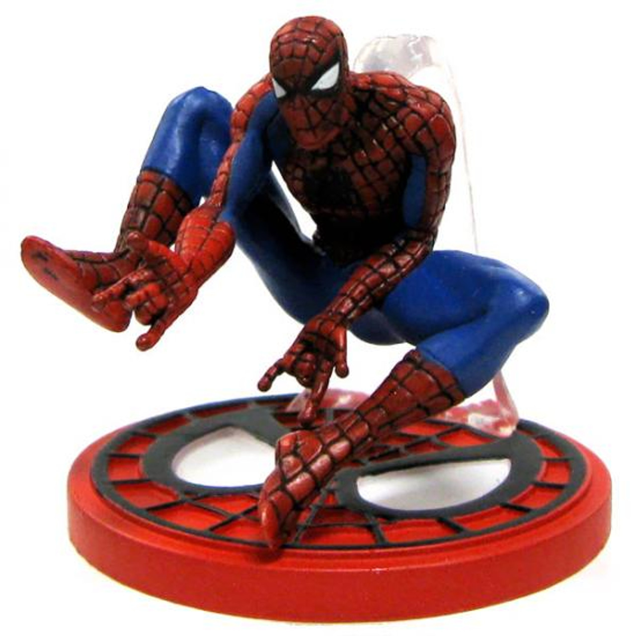 Disney Marvel Spider-Man Exclusive 2.5-Inch PVC Figure [Leaping Loose]