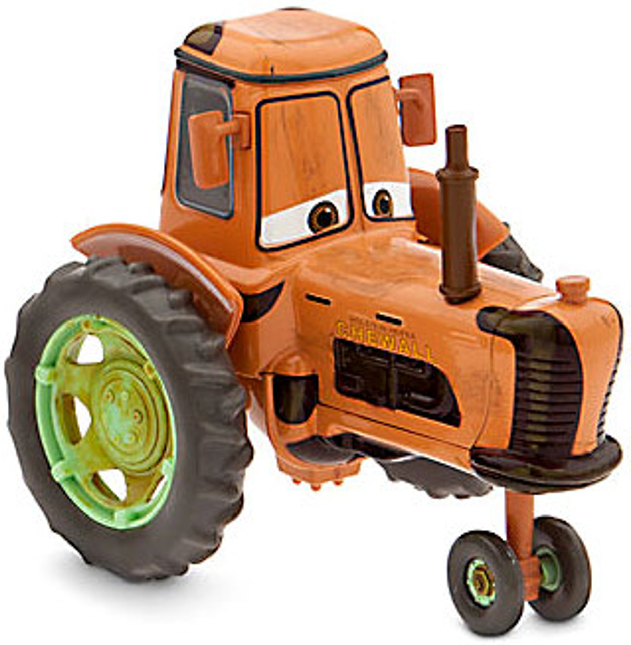 Disney Cars 1:48 Loose Tractor Diecast Car [Loose]