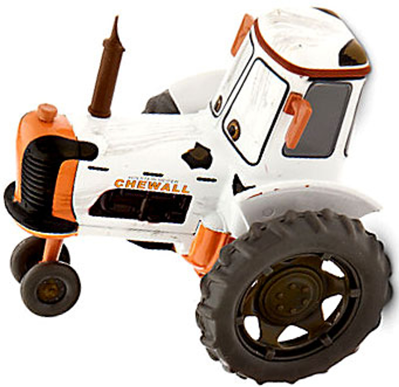 Disney Cars 1:48 Loose Tractor Diecast Car [Cowprint Loose]